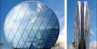 ساختمان اداری Al Dar پروژه ای منحصر به فرد در معماری