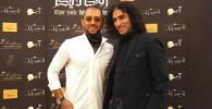 عکس بهرام رادان در نشست رونمایی آلبوم «روی دیگر»
