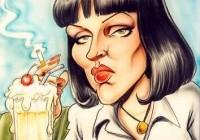 4 کاریکاتور زیبا از چند شخصیت معروف