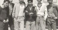 عکسی از رضا شفیعی جم قبل از معروف شدن!