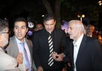 تصاویر عروسی علی محمدی پرسپولیسی ها در هتل استقلال