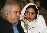 طعنه بهزاد فراهانی به دخترش گلشیفته فراهانی