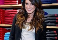 شنی گریمز در افتتاحیه فروشگاه لباس