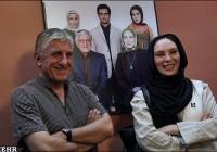 تصاویری از نشست خبری سریال راه طولانی