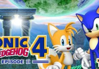 بازی موبایل Sonic 4 Episode II THD v1.2 + data