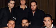 تصاویری از حضور هنرمندان در کنسرت بابک جهانبخش