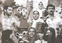 حمید جبلی و ایرج طهماسب با موهایی پرپشت!! +عکس