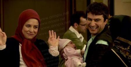 صحبت هایی جالب از پشت صحنه سریال «خداحافظ بچه»