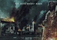 اولین پوستر منتشر شده از فیلم «شوالیه تاریکی برمیخیزد» + عکس