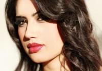 جلوگیری از ورود سوپر مدل زیبای عربستانی به کشورش