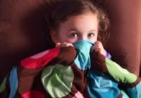 راه حل هایی برای جلوگیری از ترس کودکان