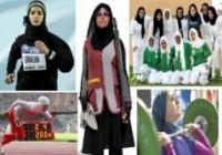 عریان شدن زنان اوکراینی در اعتراض به حجاب المپیک