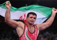 قاسم رضایی مدال طلای المپیکش را به زلزلهزدگان آذربایجان تقدیم کرد