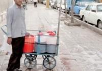 راز موفقیت معروف ترین آلبالو فروش تهران