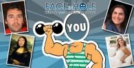 برنامه موبایل FACEinHOLE v2.4.4