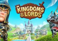 بازی موبایل Kingdoms & Lords v1.3.2 + data