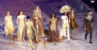 واکنش شدید به حضور مدل ها در مراسم اختتامیه المپیک