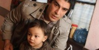 تصاویر یوسف تیموری و پسرش