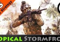 بازی موبایل Tropical Stormfront – RTS v1.0.11