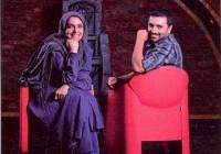 اولین عکس ها و مصاحبه مشترک امین زندگانی و همسرش در سفر به شیراز
