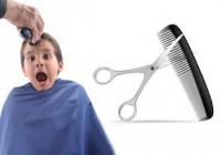کودکم از آرایشگاه رفتن می ترسد چیکار کنم؟