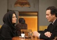 لیلا حاتمی در غم از دست دادن همسر