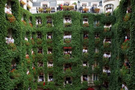 سبزترین هتل دنیا