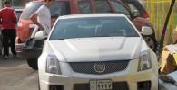 عکس جدید از ماشین کریم باقری