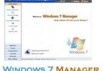 نرم افزار مدیریت کامل ویندوز ۷