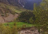دست نیافتنی ترین آبشار ایران (+عکس)