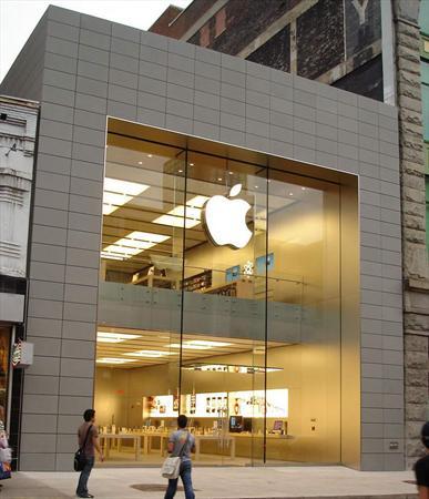 تصاویری از جذاب ترین فروشگاه های اپل در دنیا