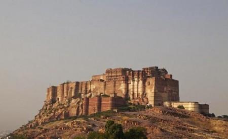 تصاویر زیبا از قلعه مهرانگهر در هند