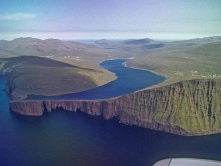 تصاویر جالب از دریاچه اسوورونینکن