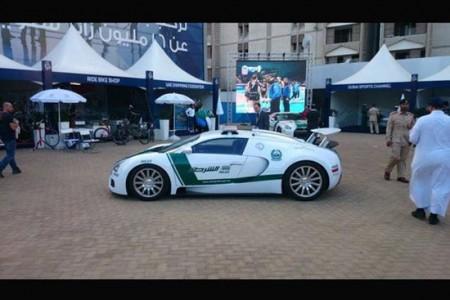 تصاویر رونمایی از هیولای پلیس دبی