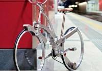 تصاویر جالب از دوچرخه تاشو