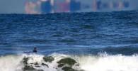 تصاویر سراب های عجیب در دریا ؟!