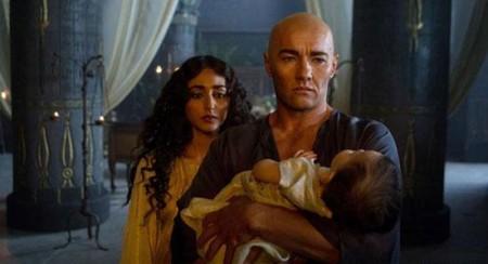 تصاویر گلشیفته فراهانی در نقش همسر فرعون