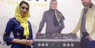 فعالیت الیکا عبدالرزاقی و همسرش به عنوان مدل تبلیغاتی!! عکس