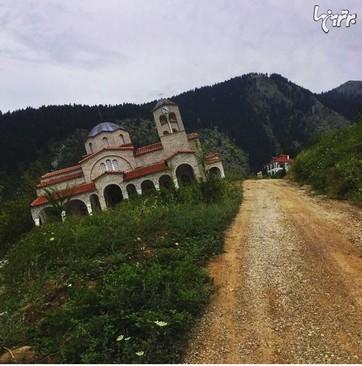 تصاویر دهکده ای که در حال حرکت است!