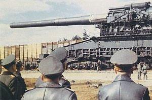 تصاویر سلاح های عجیب که موفق نشدند