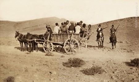 پلیس راه در دوره قاجار