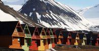 تصاویری از زیبایی های جزایر در سوالبارد