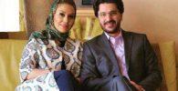 نمایشگاه مشترک امیرحسین مدرس و همسرش + عکس