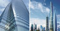 تصاویری از آسمانخراشی با چرخش 120 درجهای