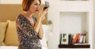 عوارض لوازم آرایش در بارداری، مراقب باشید !