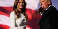 همسر دونالد ترامپ به کاخ سفید نمیرود
