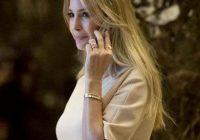 جنجال دستبند طلایی ایوانکا ترامپ دختر دونالد ترامپ! عکس