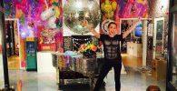 جشن تولد 24 سالگی مایلی سایرس