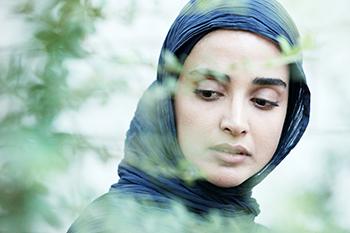 صحبت های الهه حصاری بازیگر نقش یلدا دختر عاصی سریال هشت و نیم دقیقه