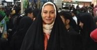 فریبا نادری از تجربه سفر به کربلا و پیاده روی اربعین گفت! عکس